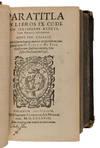 View Image 2 of 4 for Paratitla in Libros Quinquaginta Digestorum Ad Africanum Inventory #71519