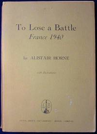 image of To Lose a Battle: France 1940 [Advanced Readers Copy]