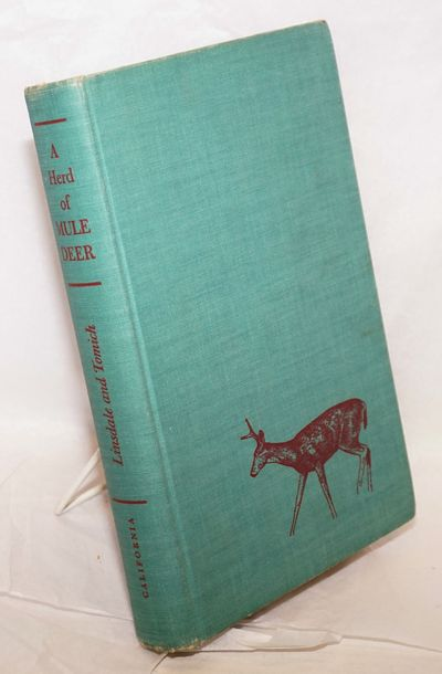 Berkeley: University of California Press, 1953. Hardcover. xiii, 567p., illustrated with b&w site an...