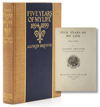 Five Years of My Life 1894-1899