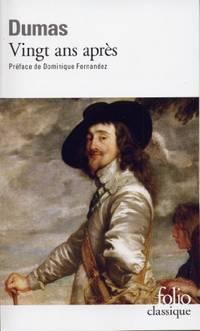 image of Vingt ans apres: Vingt Ans Apres 1 (Folio (Gallimard))