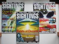image of Sightings - investigating alien phenomena. Volume One (1) nos. 1, 2 & 5  May, June and September 1996 (3 issues)