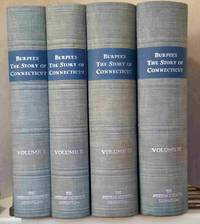 image of Burpee's The Story of Connecticut, 4 Volumes, Complete.