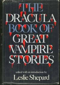 DRACULA BOOK OF GREAT VAMPIRE STORIES