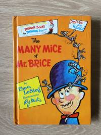 THE MANY MICE OF MR. BRICE [POP-UP BOOK] by  Dr)  Theo. (Seuss - Hardcover - from Books of Smaug (SKU: 3918)