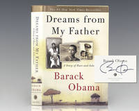 image of Dreams From My Father: A Story of Race and Inheritance.