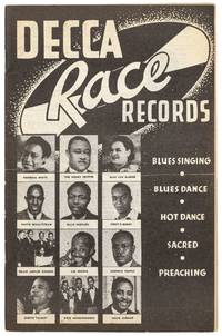 (Catalog): Decca Race Records