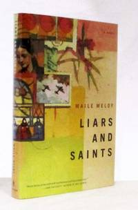 Liars and Saints (signed by author)