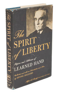 The Spirit of Liberty, Inscribed by Hand to Isabel Roberts..