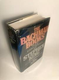 image of THE BACHMAN BOOKS: FOUR EARLY NOVELS BY STEPHEN KING (Rage / The Long Walk  / Roadwork / The Running Man)