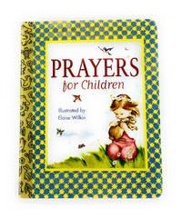 Prayers for Children (Little Golden Treasures)