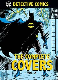 DC Comics: Detective Comics: The Complete Covers Volume 2: Mini Book