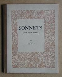Sonnets and Other Verse.