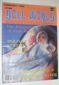 National Doll World, February 1986 *POLISH NESTED DOLLS*
