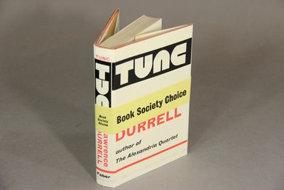 London: Faber and Faber, 1968. First edition, 8vo, pp. 316, ; original cloth in white dust jacket pr...