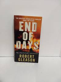 image of End of Days: a Novel