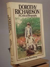 Dorothy Richardson: The Genius They Forgot