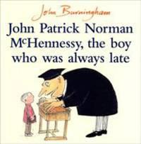 JOHN PATRICK NORMAN MCH-PA