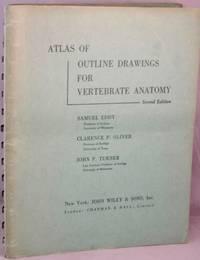image of Atlas of Outline Drawings for Vertebrate Anatomy.
