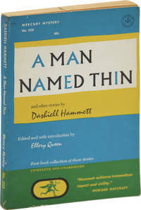 image of A Man Named Thin (First Edition)
