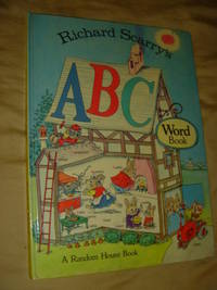 image of Richard Scarry's ABC Word Book