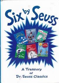 image of SIX BY SEUSS: A TREASURY OF DR. SEUSS CLASSICS