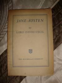 image of Jane Austen