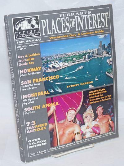 Phoenix: Ferrari Publications, 1993. Paperback. 344p., 8.5x11 inches, listings, reviews, photos, map...