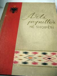 Arti Popullor Ne Shqiperi(Ethnografic Study by  Stone print pictures about Albania)