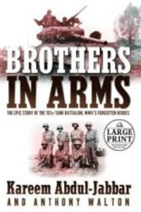Brothers in Arms Random House Large Print