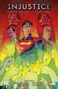 image of Injustice: Gods among us Año dos 02
