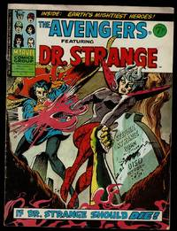 image of The Avengers Featuring Dr. Strange No. 72 February 1, 1975