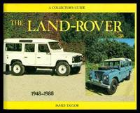 image of THE LAND ROVER - 1948 - 1988 - A Collector's Guide