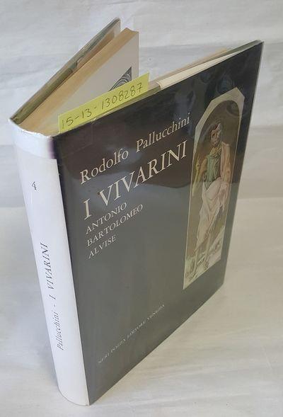 Venezia: Neri Pozza. Hardcover. Thick Quarto; VG/VG Hardcover; Cream spine with black text; Moderate...