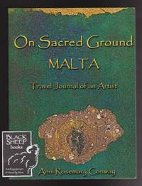 image of On Sacred Ground: Malta - Travel Journal of an Artist
