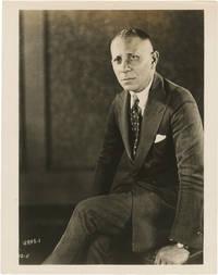 image of Original portrait photograph of Erich von Stroheim, circa 1922