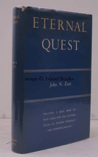 image of Eternal Quest. With Foreword by Geraldine Cummins. IN UNCLIPPED DUSTWRAPPER