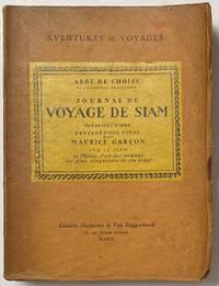 image of Journal du voyage de Siam: fait en 1685_1686