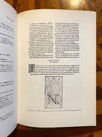 [INCUNABULA REFERENCE - GREECE]. Catalogue of incunabula of the National Library of Greece....