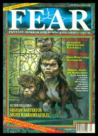 image of FEAR - Fantasy, Horror and Science Fiction - Issue 9 - September 1989