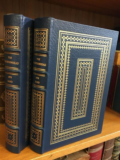 Norwalk, CT: Easton Press, 1989. Hardcover. Octavos, 2 volumes; VG; bound in blue genuine leather wi...