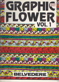 Graphic Flower vol 1 by Hageney - from Hard-to-Find Needlework Books (SKU: 31206)