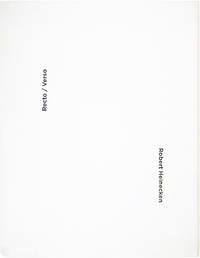 Robert Heinecken: Recto/Verso (Deluxe Edition w/ Print)