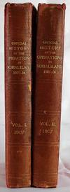 Official history of the operations in Somaliland, 1901 - 1904 by Great Britain. War Office. General Staff - First Edition - 1907-01-01 - from SequiturBooks (SKU: 1802160093)