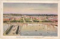 "image of 1907 Official Souvenir Postcard Jamestown Exposition , ""Raleigh Court  Jamestown Exposition. """