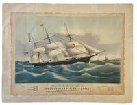 Two Ocean Yachts Antique lithographs