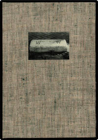 Walt Whitman in Camden: A selection of prose from specimen days.