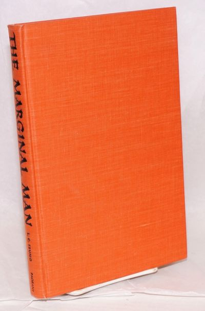 New York: Pageant Press, Inc, 1963. Hardcover. 190p., first edition orange cloth boards, slightly ed...