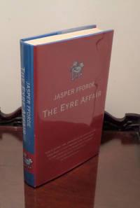 The Eyre Affair - **Signed** + Rare Postcard - 1st/1st