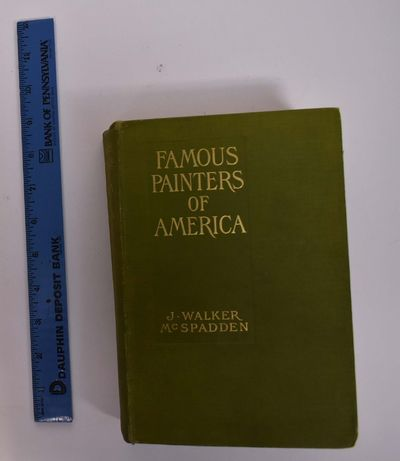 New York: Dodd, Mead and Company, 1916. Hardcover. Fair- would be VG if inner hinge were not almost ...